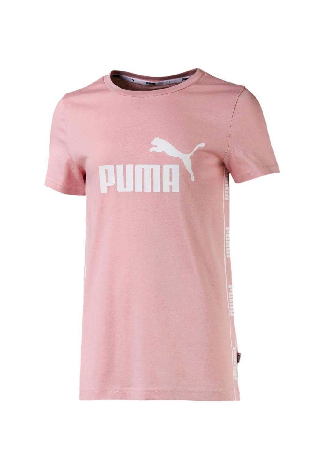 Puma T-shirt roze, Roze