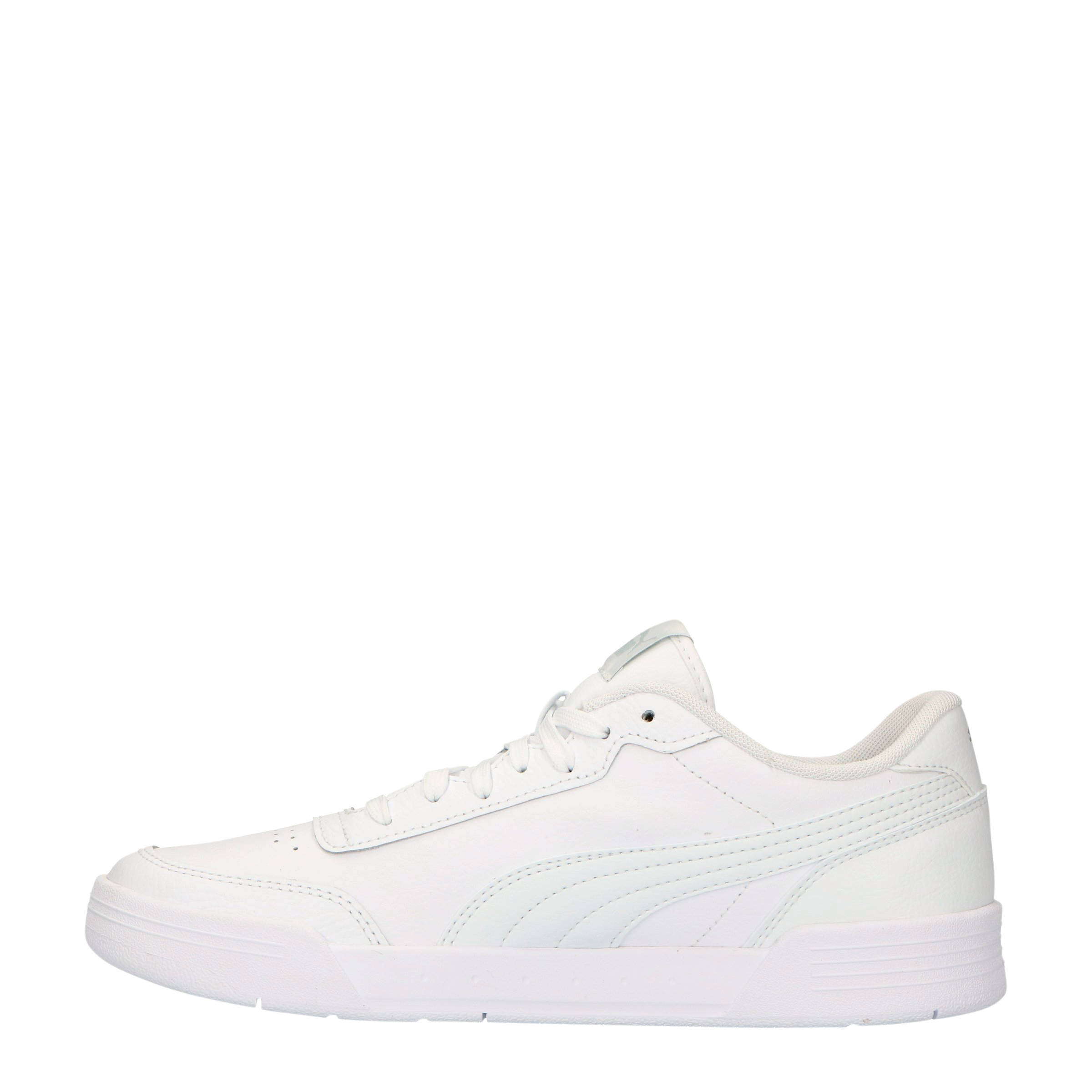 Caracal sneakers wit