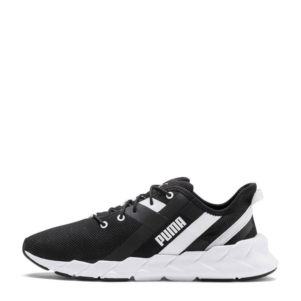 Puma  Weave XT Weave XT fitness schoenen zwart, Zwart/wit