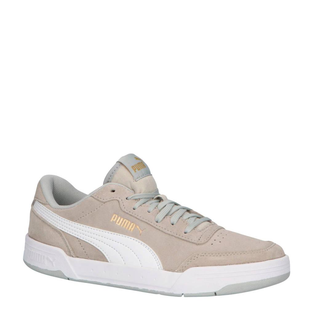 Puma Caracal SD suede sneakers zwart/wit, Zwart/wit