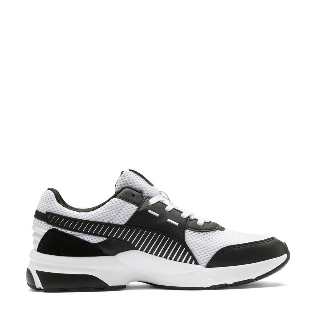 Puma  Future Runner Premium Future Runner Premium sneakers zwart/wit, Zwart/wit