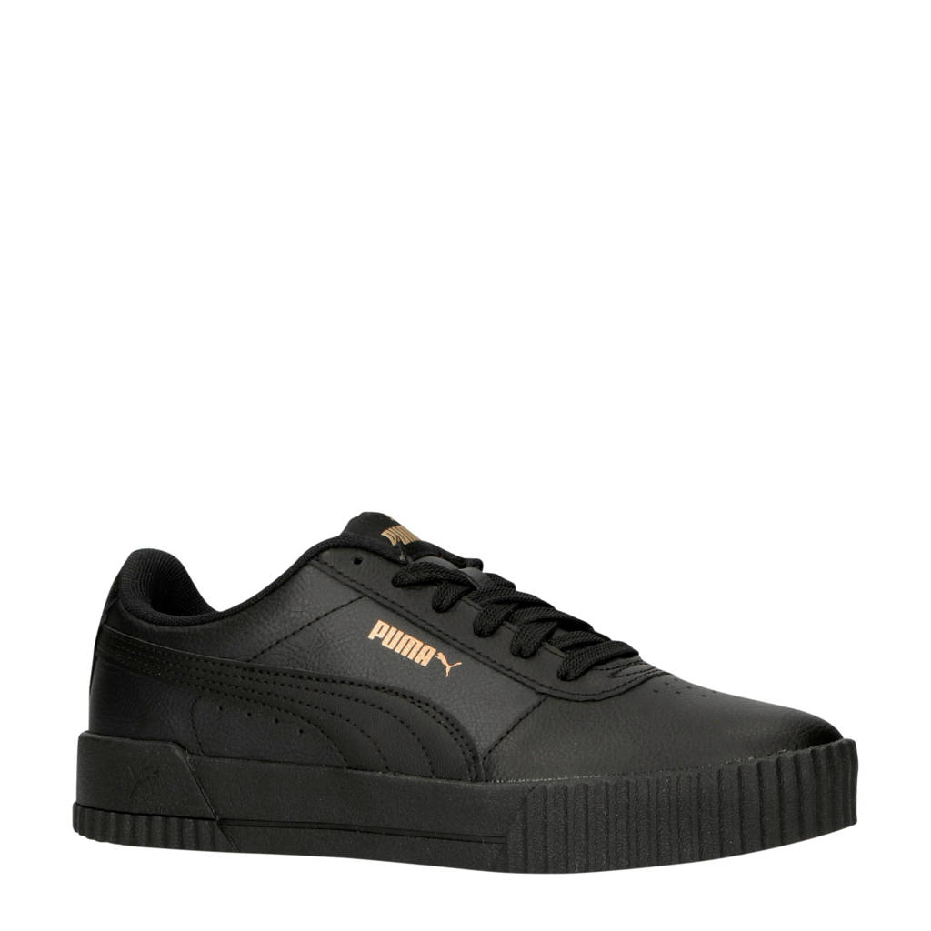 Puma Carina L sneakers zwart, Zwart