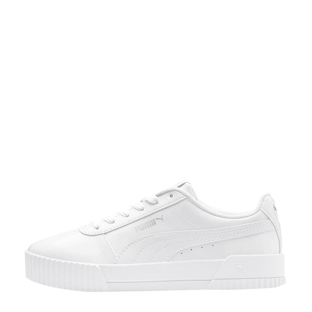 Puma  Carina P sneakers wit, Wit