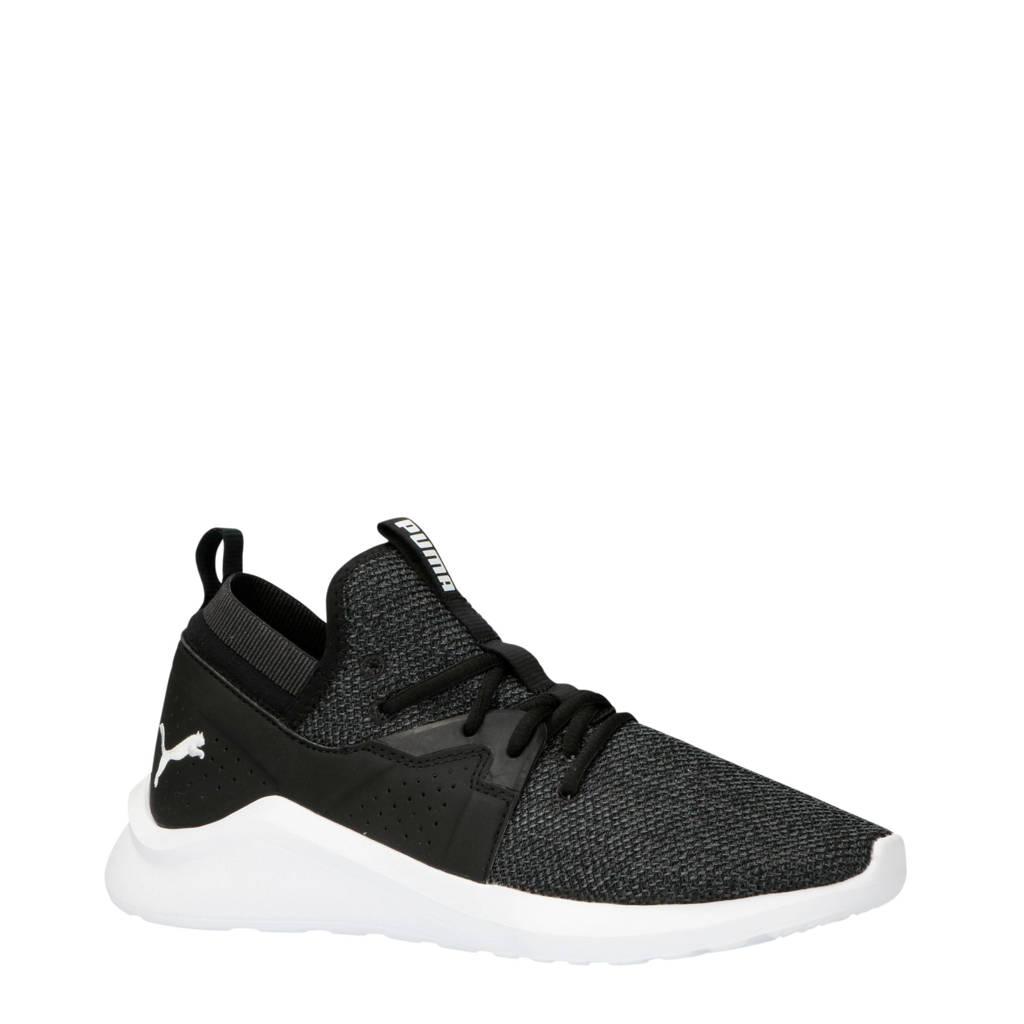 Puma Emergence fitness schoenen zwart/wit, Zwart/wit