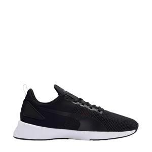 FLYER RUNNER hardloopschoenen zwart/wit