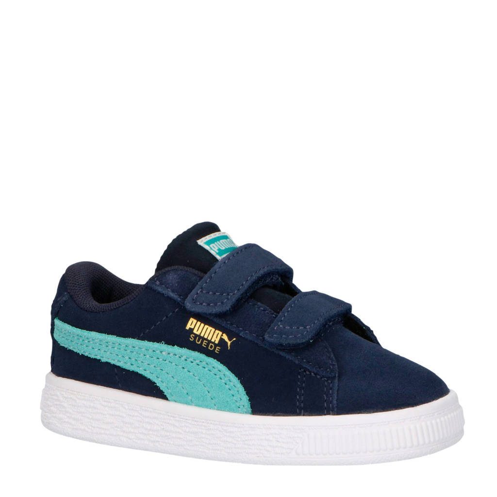 Puma Suede Classic  sneakers blauw/kobaltblauw, Blauw