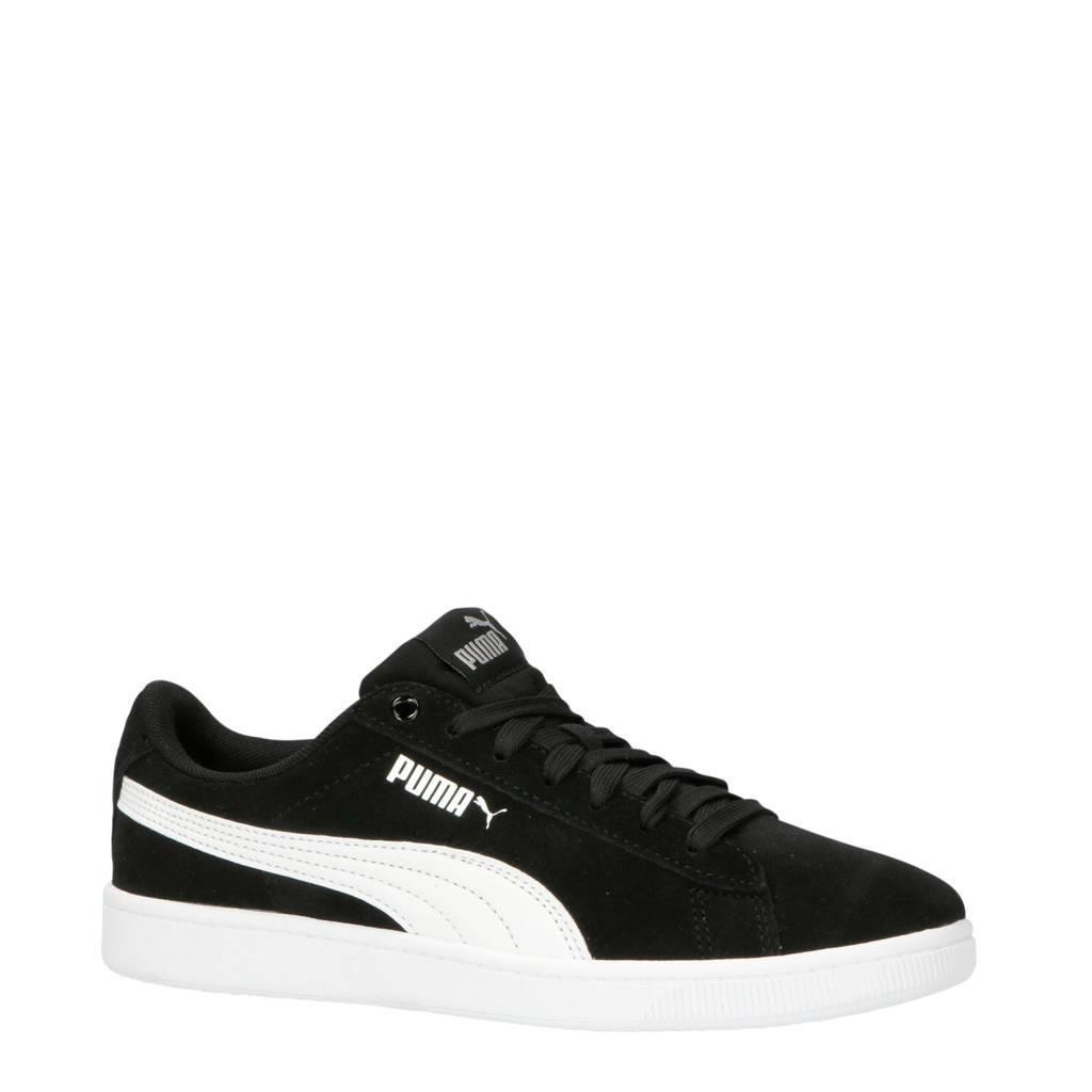 Puma  Vikky V2 sneakers zwart/wit, Zwart/wit