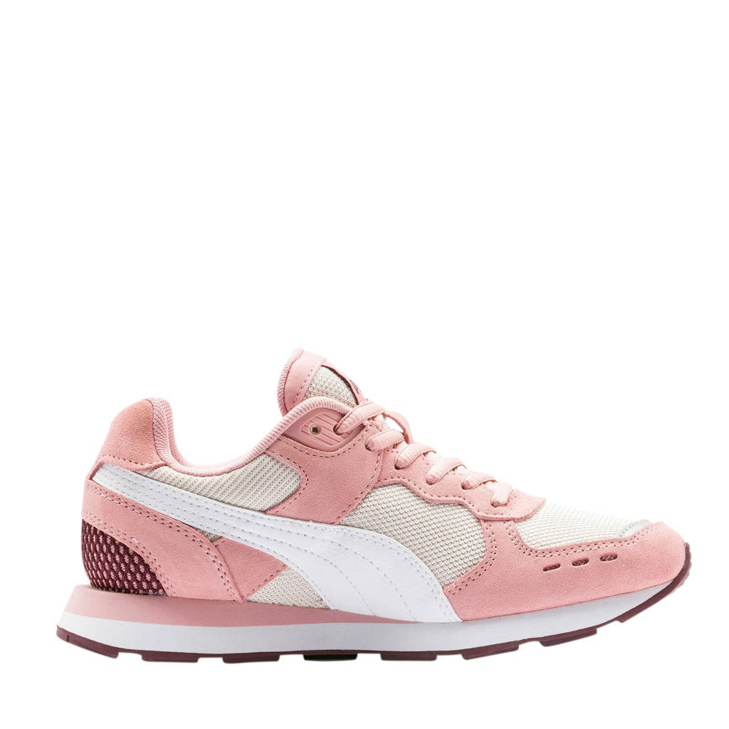 Puma  Vista Jr. sneakers roze/wit, Roze/wit