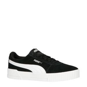 Carina sneakers zwart/wit