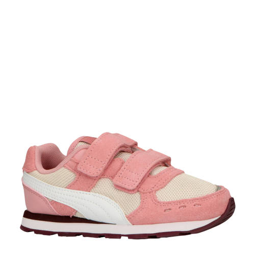 Puma Vista V sneakers roze/wit