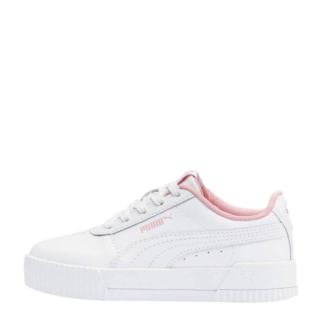 Puma Carina L PS sneakers wit, Wit