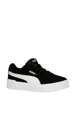 Carina PS sneakers zwart/wit