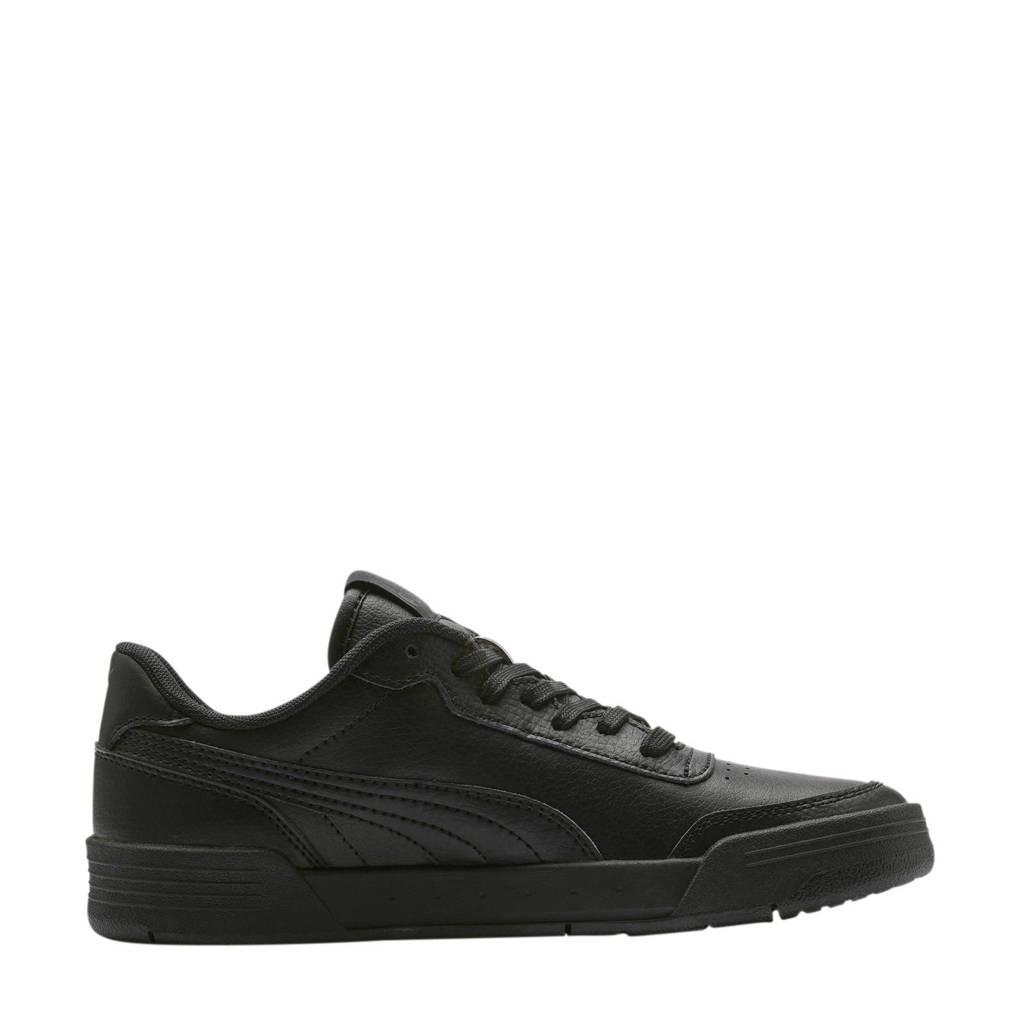 Puma  Caracal Jr sneakers wit, Zwart