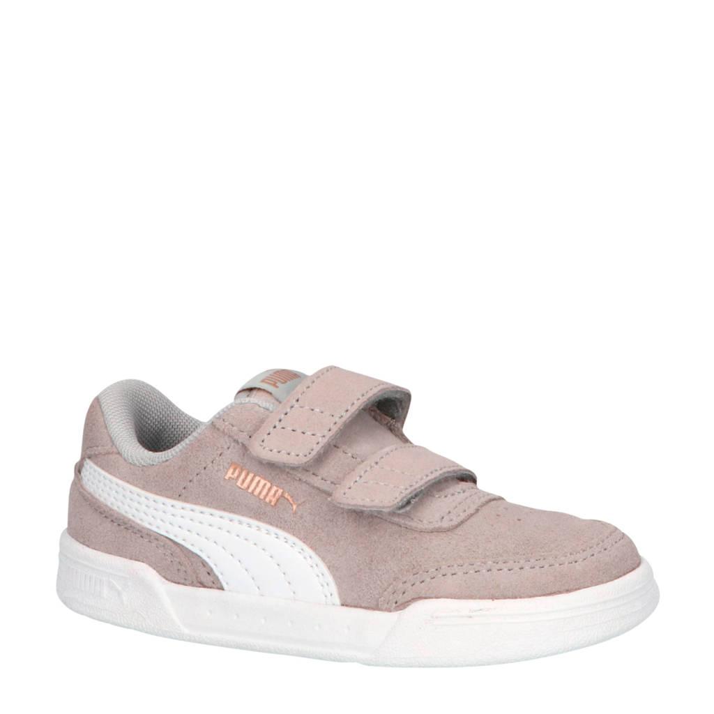 Puma  Caracal SD V Inf sneakers licht grijs/wit, Lichtgrijs/wit