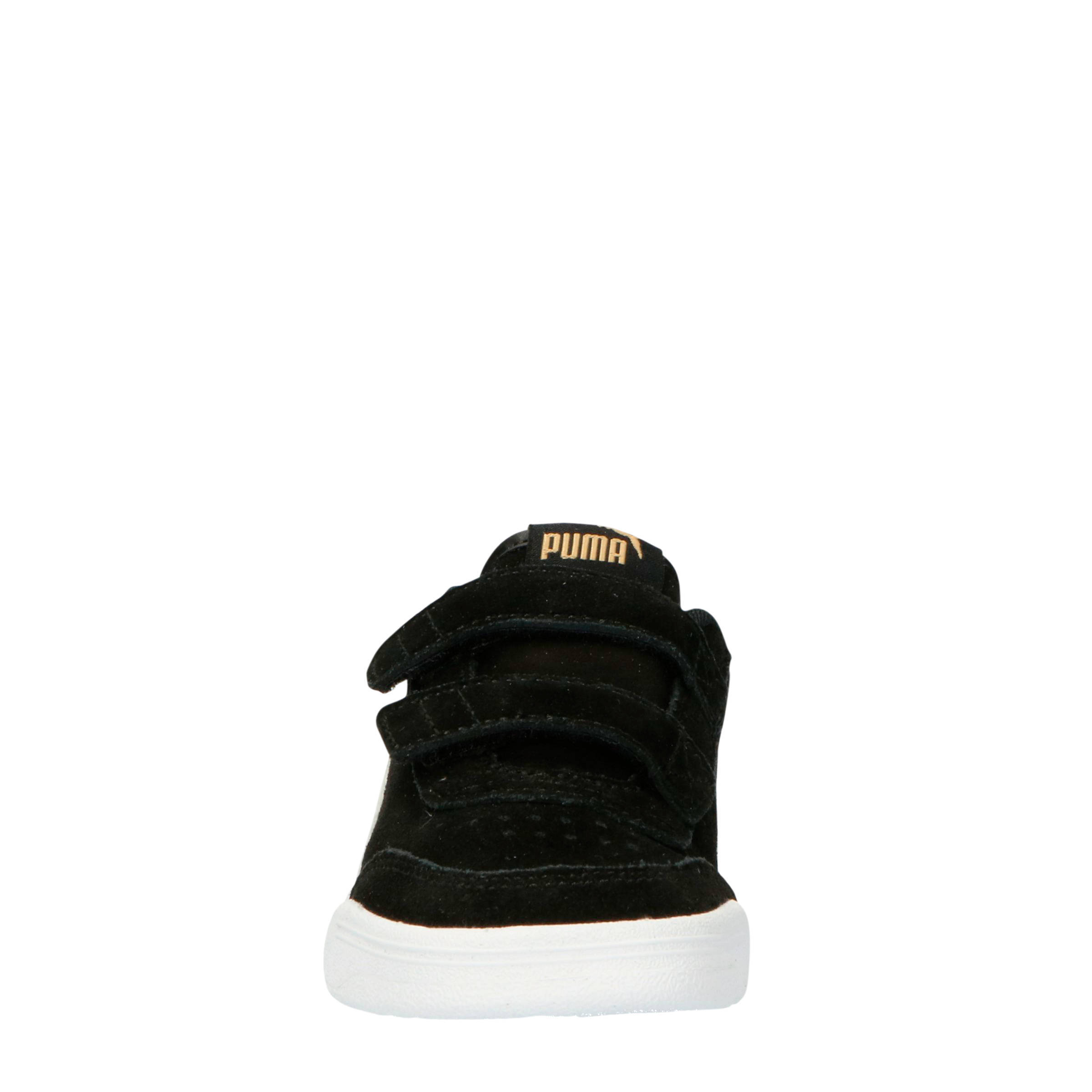 Puma Caracal SD V Inf sneakers zwartwit | wehkamp