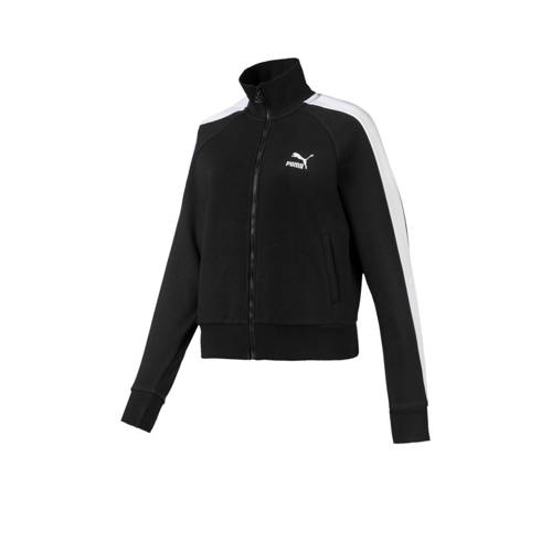 Puma vest zwart/wit