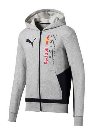 Red Bull Racing vest grijs melange