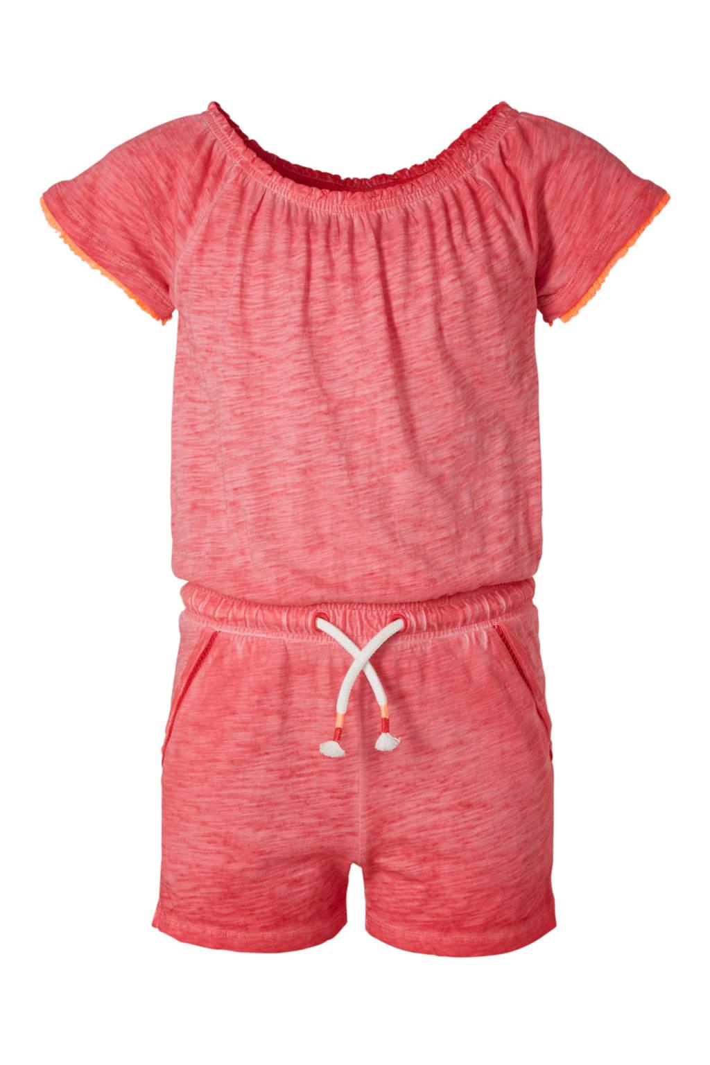 s.Oliver jersey playsuit roze, Roze