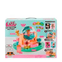L.O.L. Surprise! DIY glitter factory, Multi