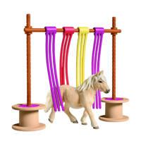 Schleich Horse Club Horse Club pony obstakel gordijn