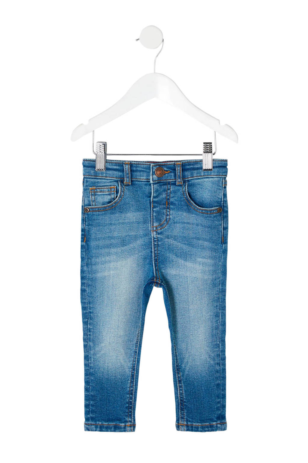 River Island skinny jeans, Blauw