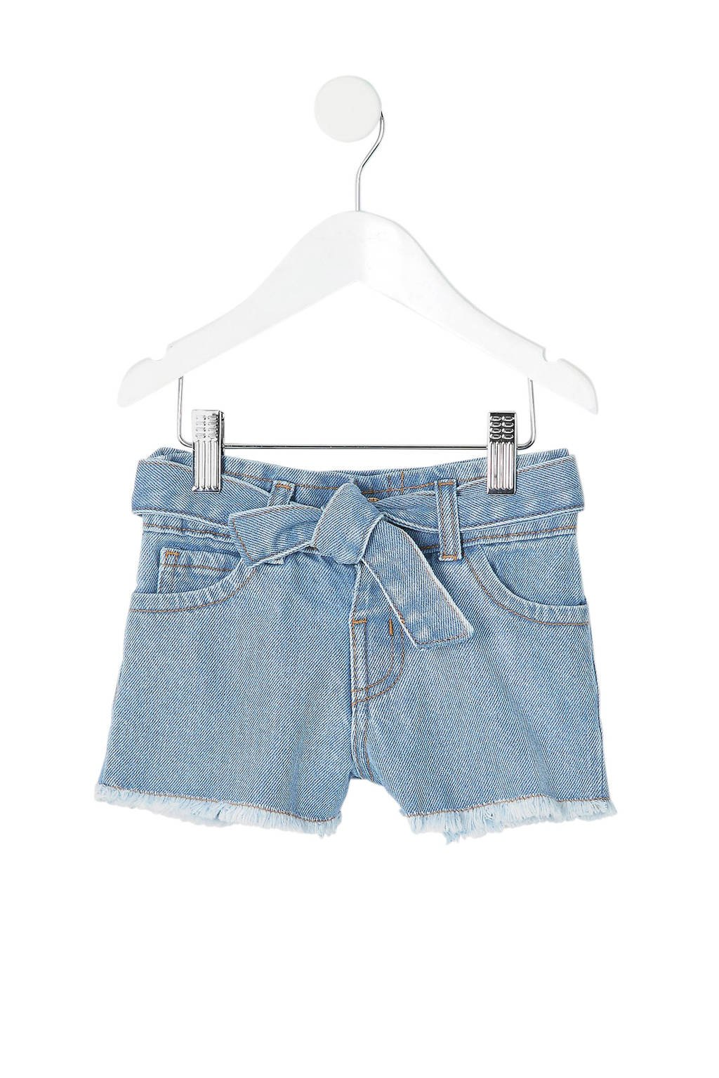 River Island jeans short, Light denim