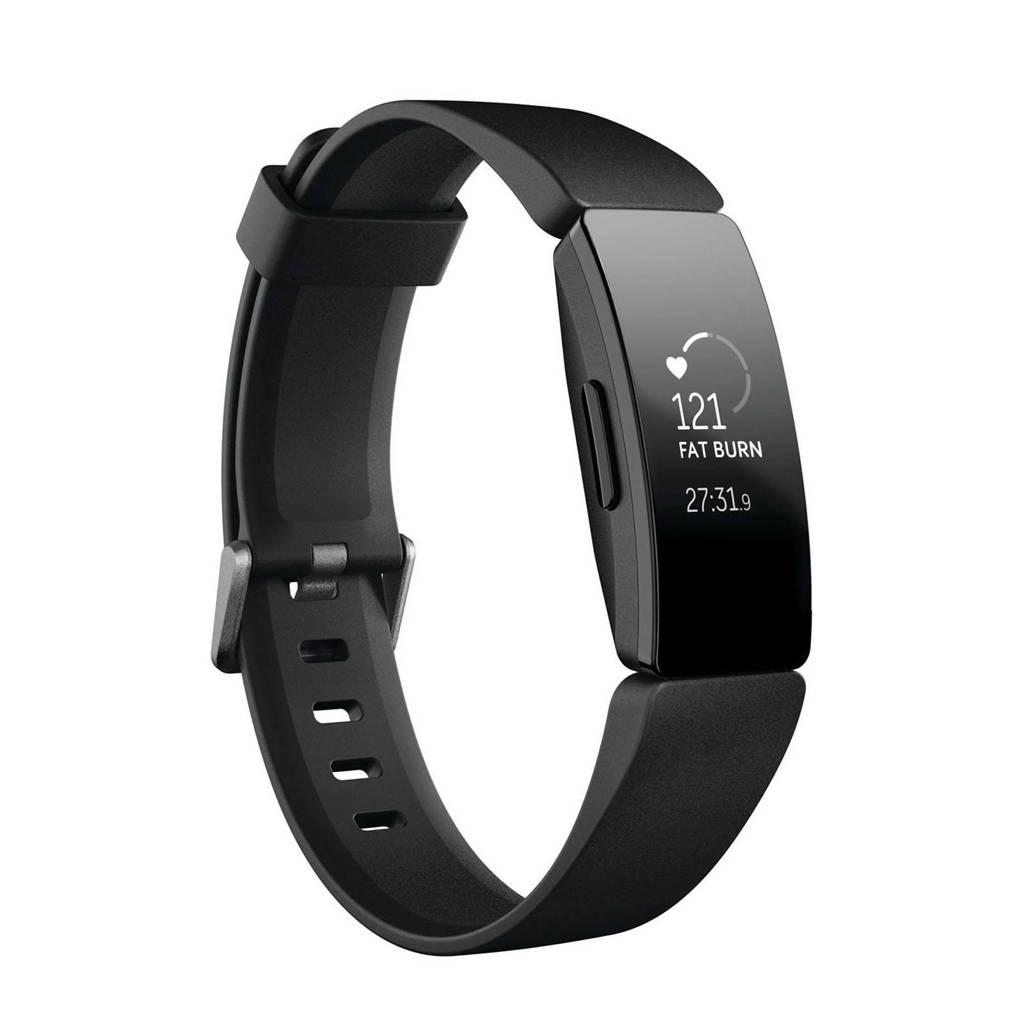 Fitbit Inspire HR activiteitentracker, Zwart