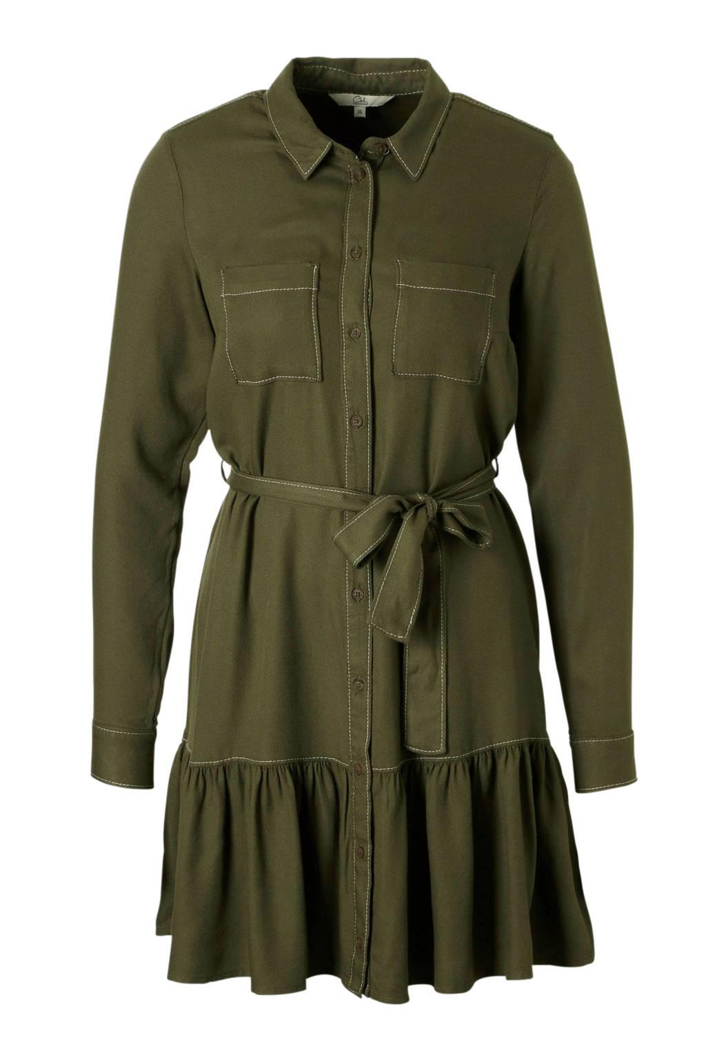 C&A Clockhouse blousejurk groen, Groen