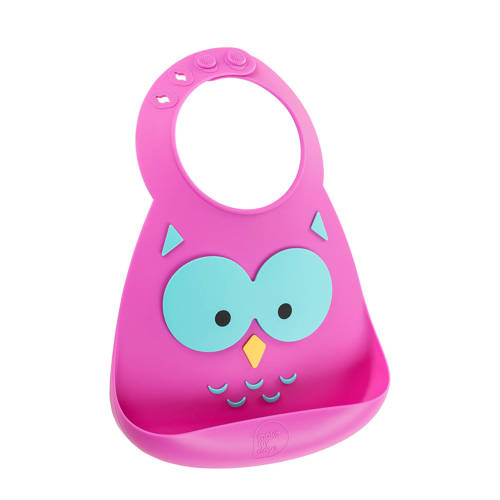Make my Day Owl slab