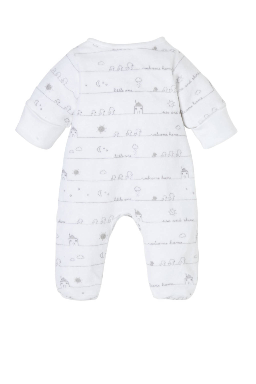 C&A Baby Club newborn boxpak, Wit