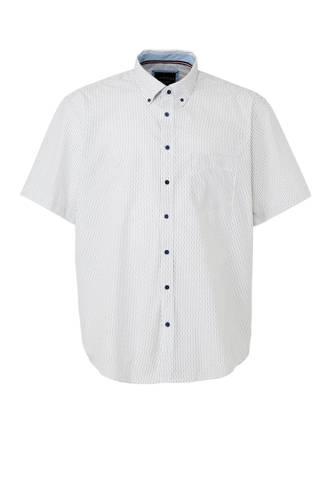 Heren XL overhemd met streepdessin