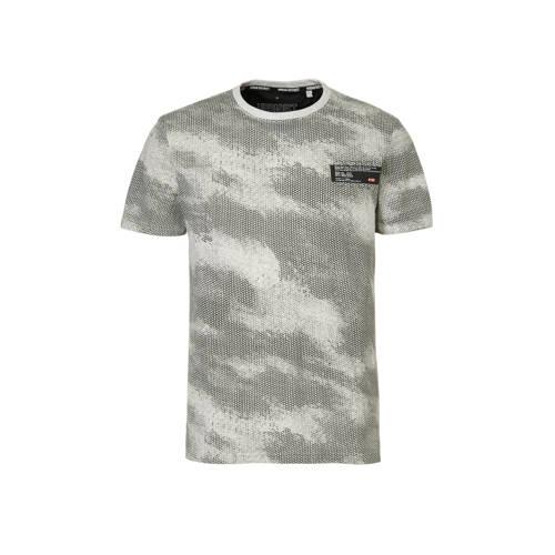C&A Angelo Litrico T-shirt met tekst opdruk