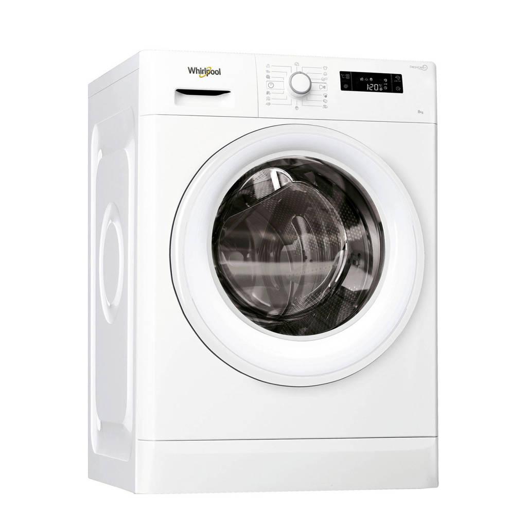 Whirlpool FWF81683WE NL wasmachine