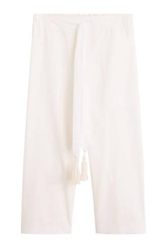 straight fit pantalon