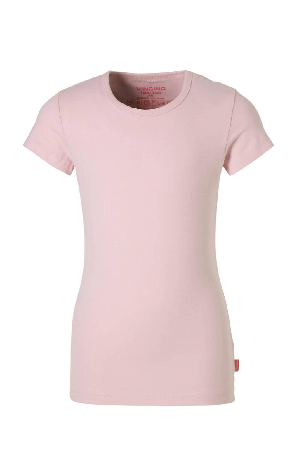 Vingino T-shirt roze, Roze