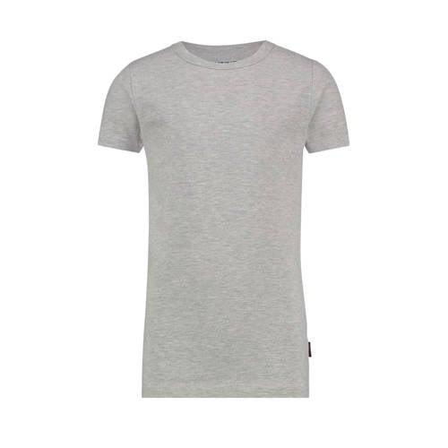 Vingino T-shirt grijs melange