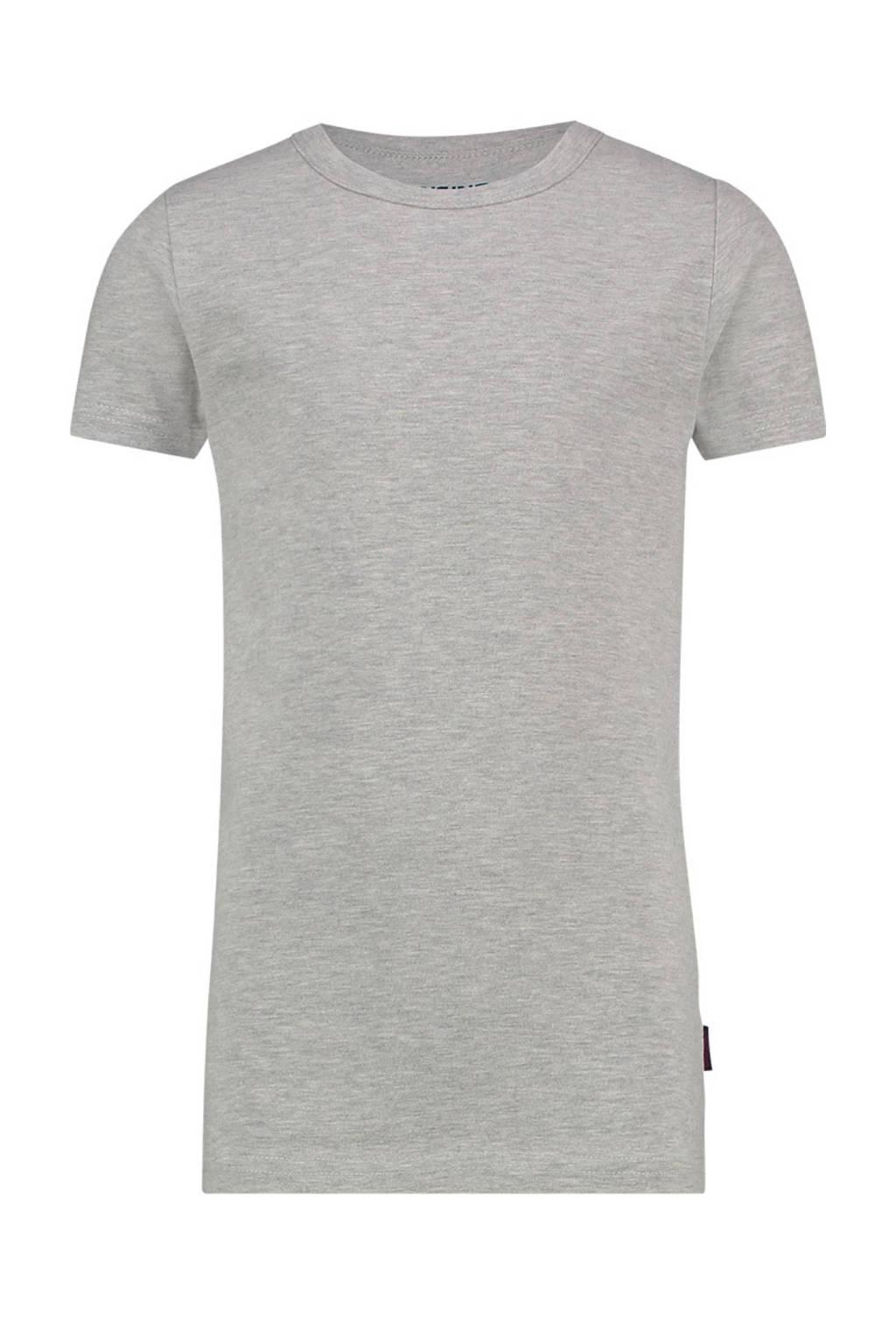 Vingino T-shirt grijs melange, Grijs melange