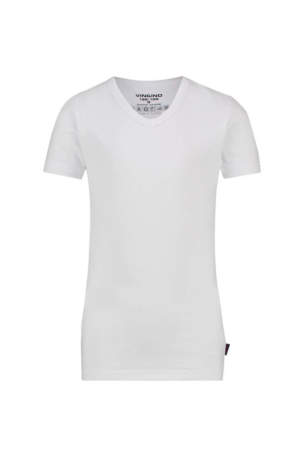 Vingino T-shirt wit, Wit