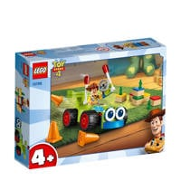 LEGO 4+ Toy Story 4 Woody en RC 10766