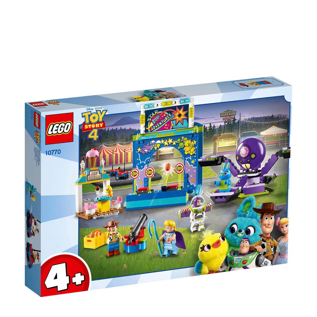 LEGO 4+ Kermismania van Buzz en Woody 10770