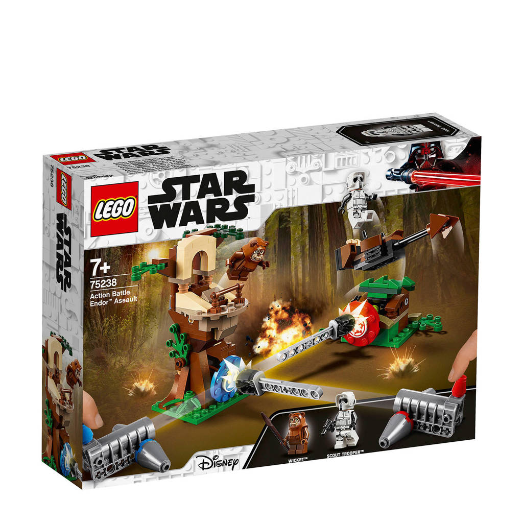 LEGO Star Wars Action Battle Aanval 75238