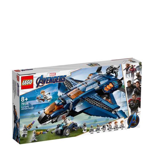 Lego 76126 Heroes Big Awi voertuig