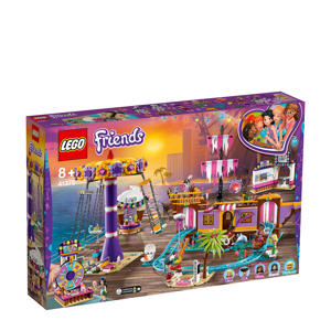 Friends Heartlake City pier met kermisattracties 41375