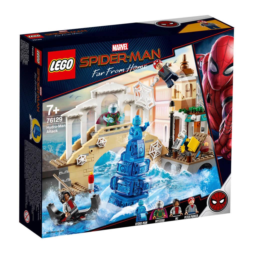 LEGO Super Heroes Hydro-Man Aanval 76129