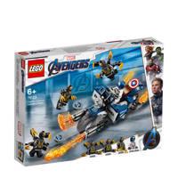 LEGO Super Heroes Captain America's motor 76123