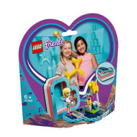 LEGO Friends Stephanie's hartvormige zomerdoos 41386