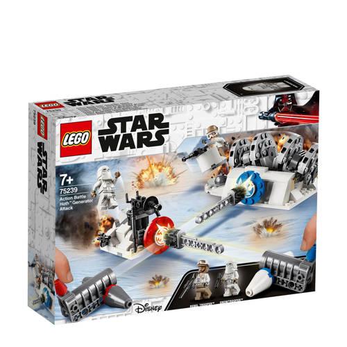 Lego 75239 Starwars Aanval op Hoth Generator