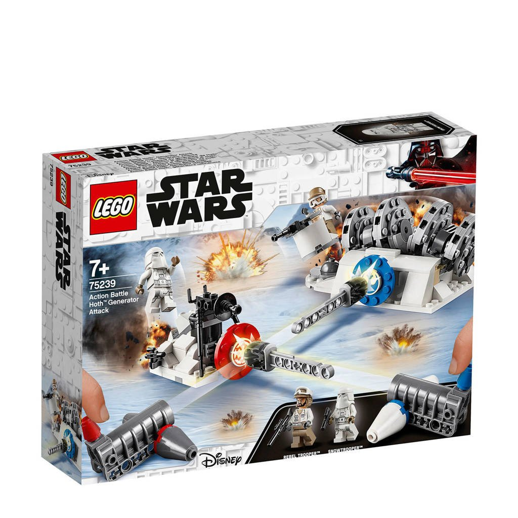 LEGO Star Wars Action Battle Aanval 75239