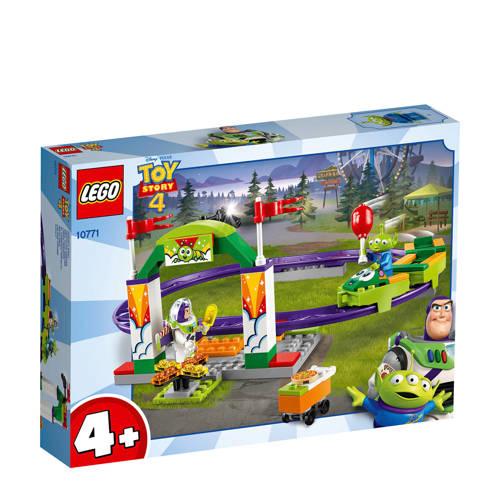 Lego 10771 Toy Story 4+ Kermis Achtbaan