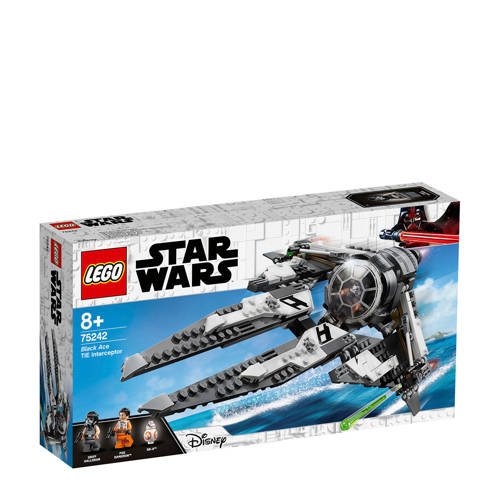 LEGO Star Wars Black Ace TIE Interceptor 75242 kopen